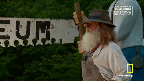 Legend of mick dodge season 2 episode 7 mission to main street