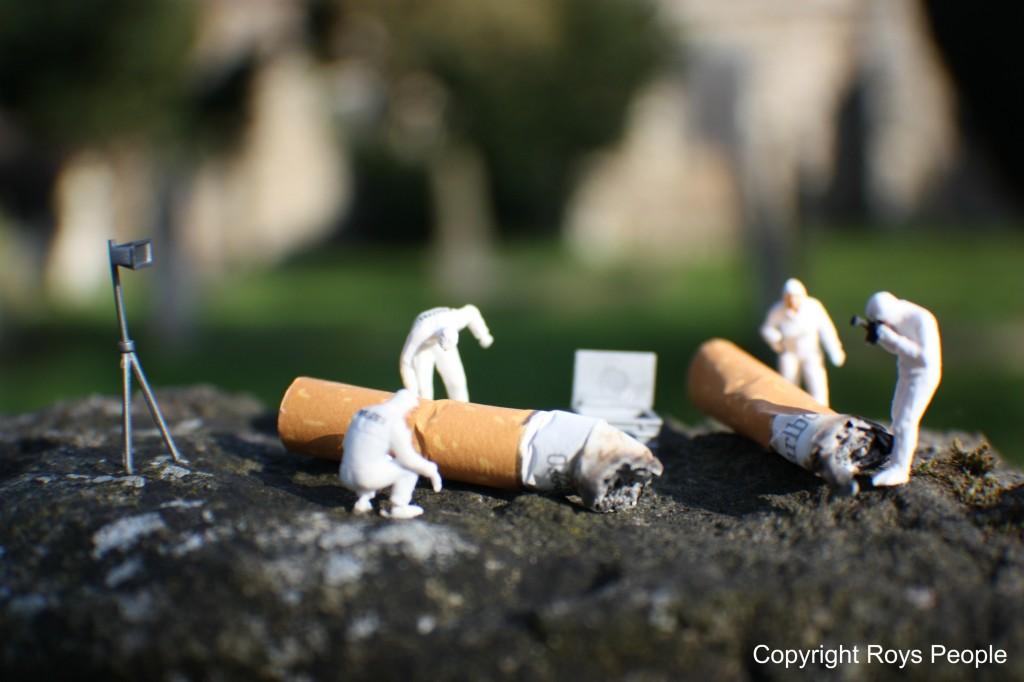 Miniaturas de Roy Tyson