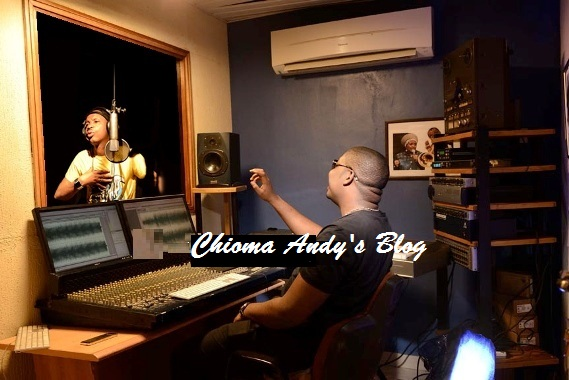 Don Jazzy and Saka on the Quest for a Hit Advert track for MTN chiomaandy.com
