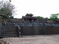 Imperial Tomb of Thieu Tri in Hue