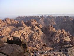 Gunung Sinai Mesir