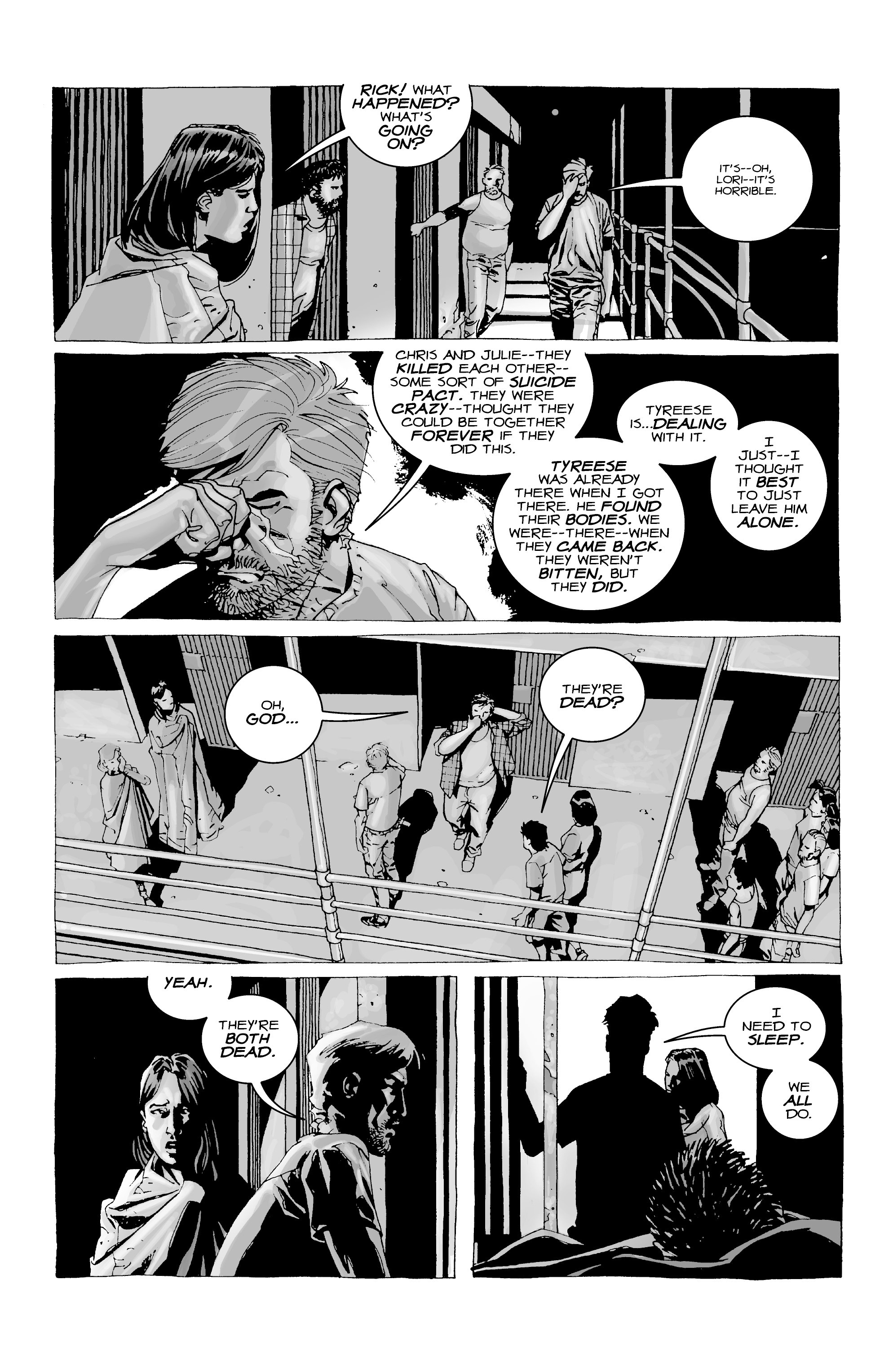The Walking Dead Issue #15 Page 6