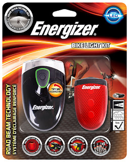zestaw oświetlenia Energizer Bike Ligh