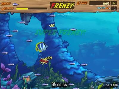 Feeding Frenzy 2 Shipwreck Showdown Screenshots