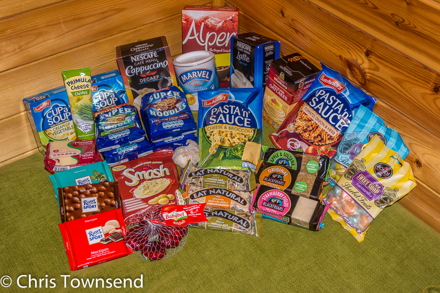 Food For Long Distance Hiking