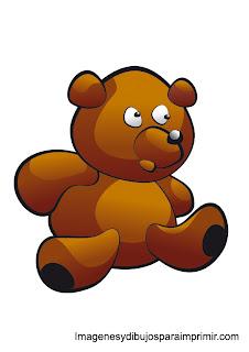 oso de peluche para bebes