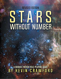 New Release: Stars Without Number Revised Edition