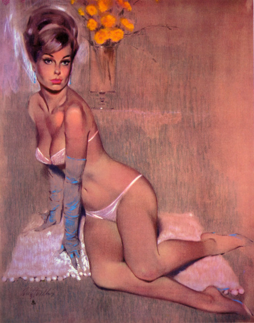 Fritz Willis pin-up