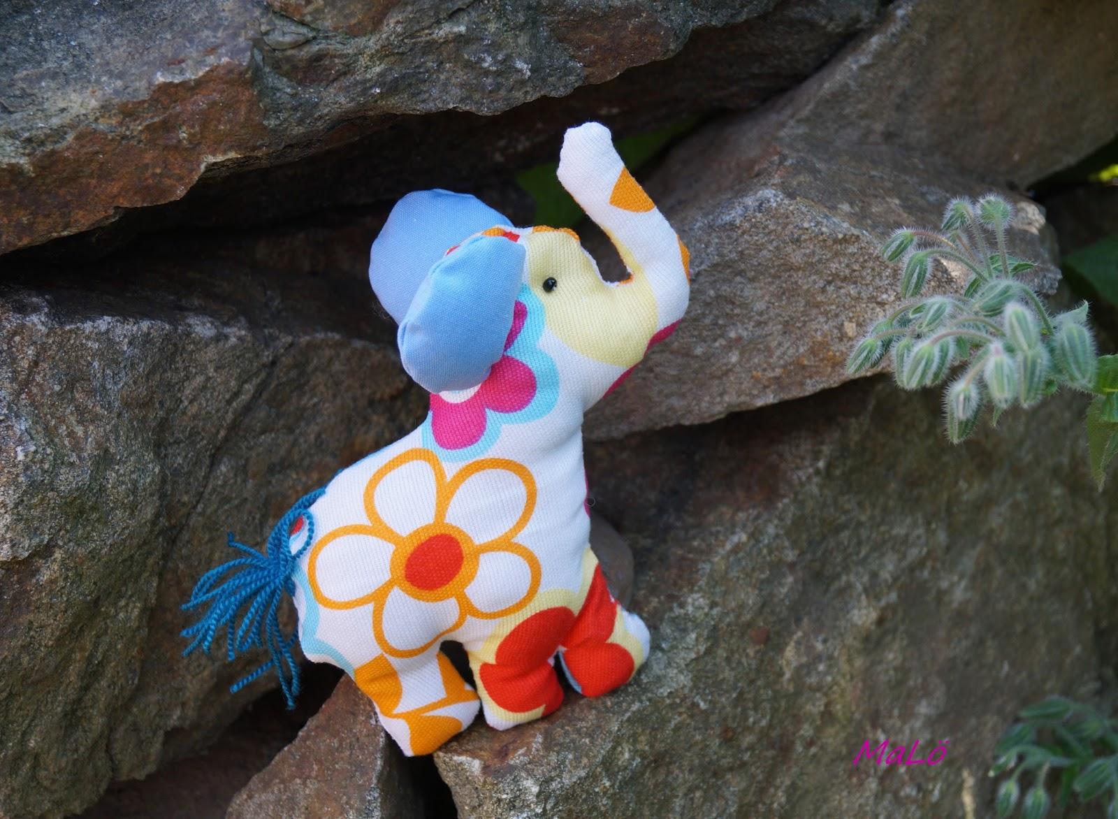Elefant, Pinguin und crazy Frosch