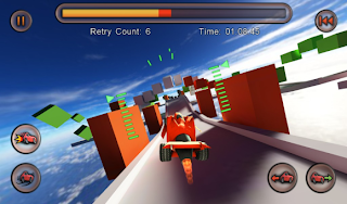 Jet Car Stunts v1.0.0.21 for BlackBerry 10