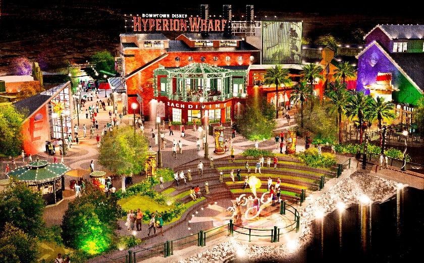 Downtown Disney Orlando