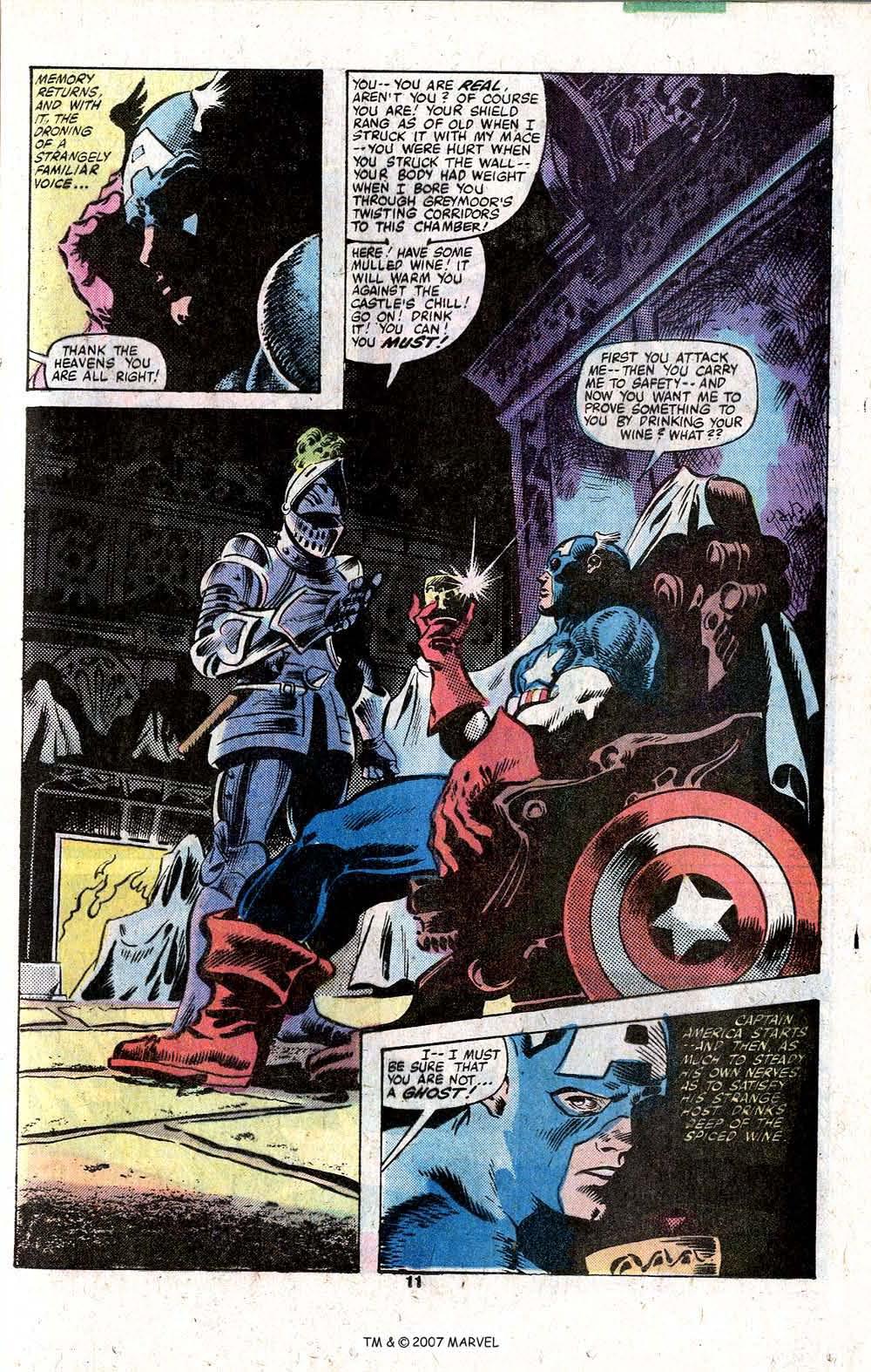 Captain America (1968) Issue #256 #171 - English 13
