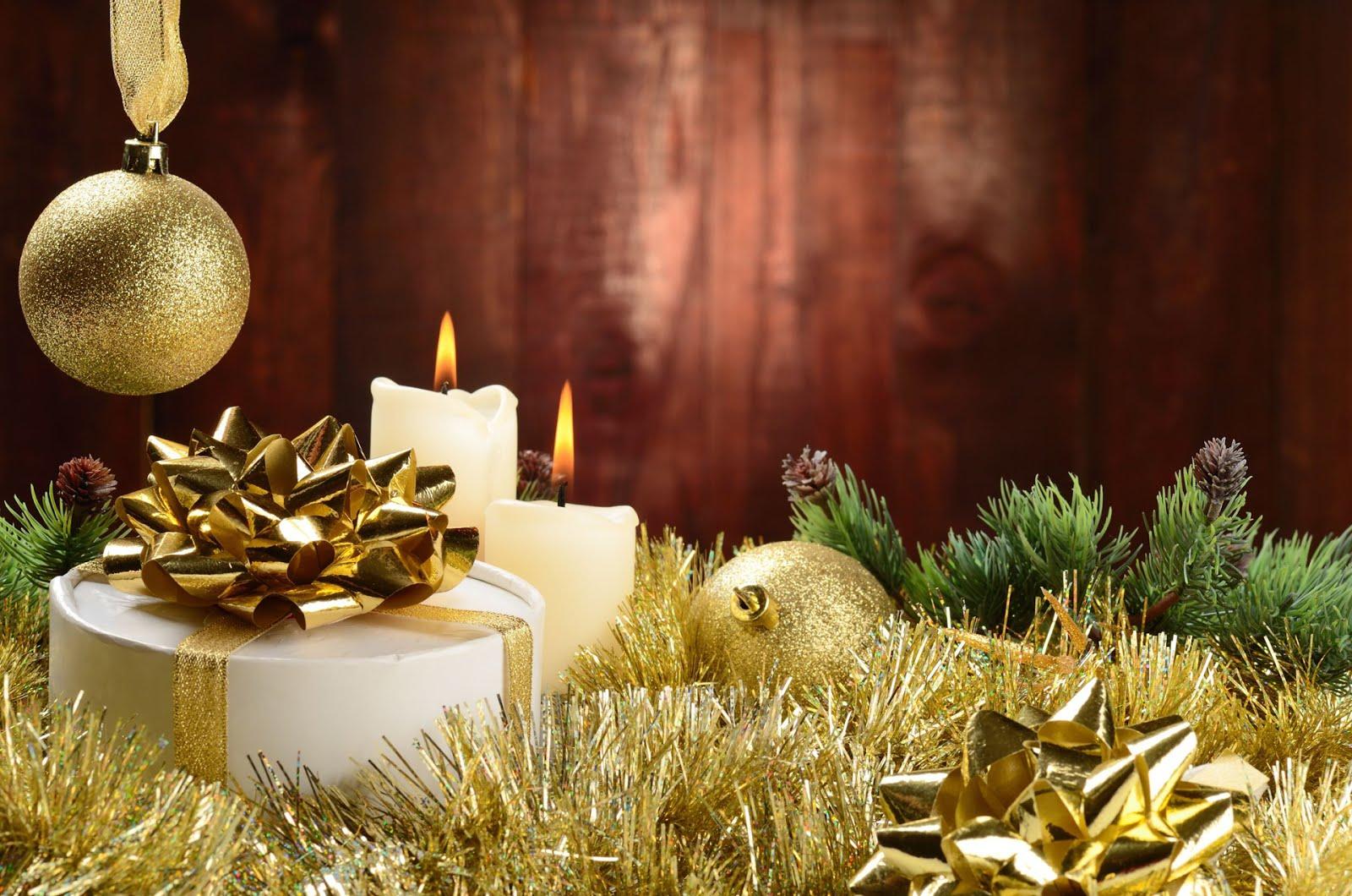 Banco de im genes velas y esferas im genes navide as para compartir for Velas navidenas
