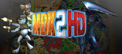 MDK2 HD v1.0 cracked-THETA