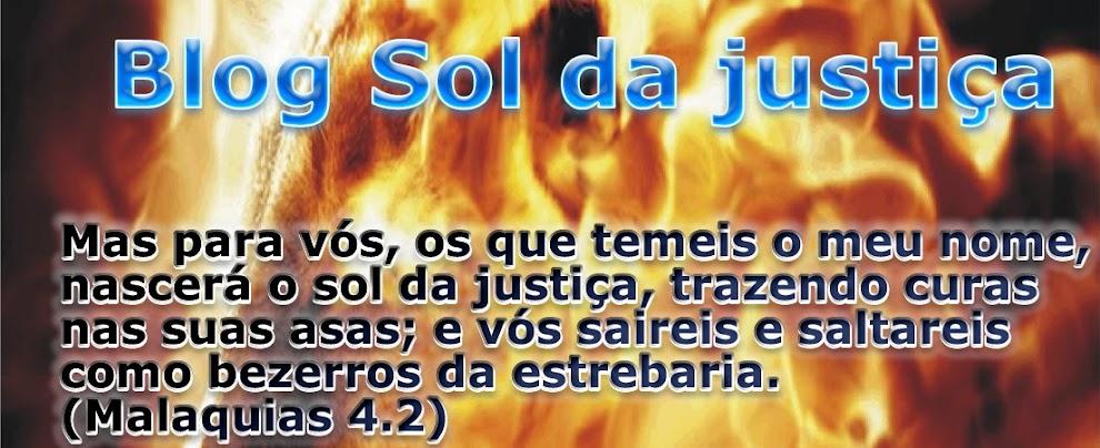 Blog Sol da justiça