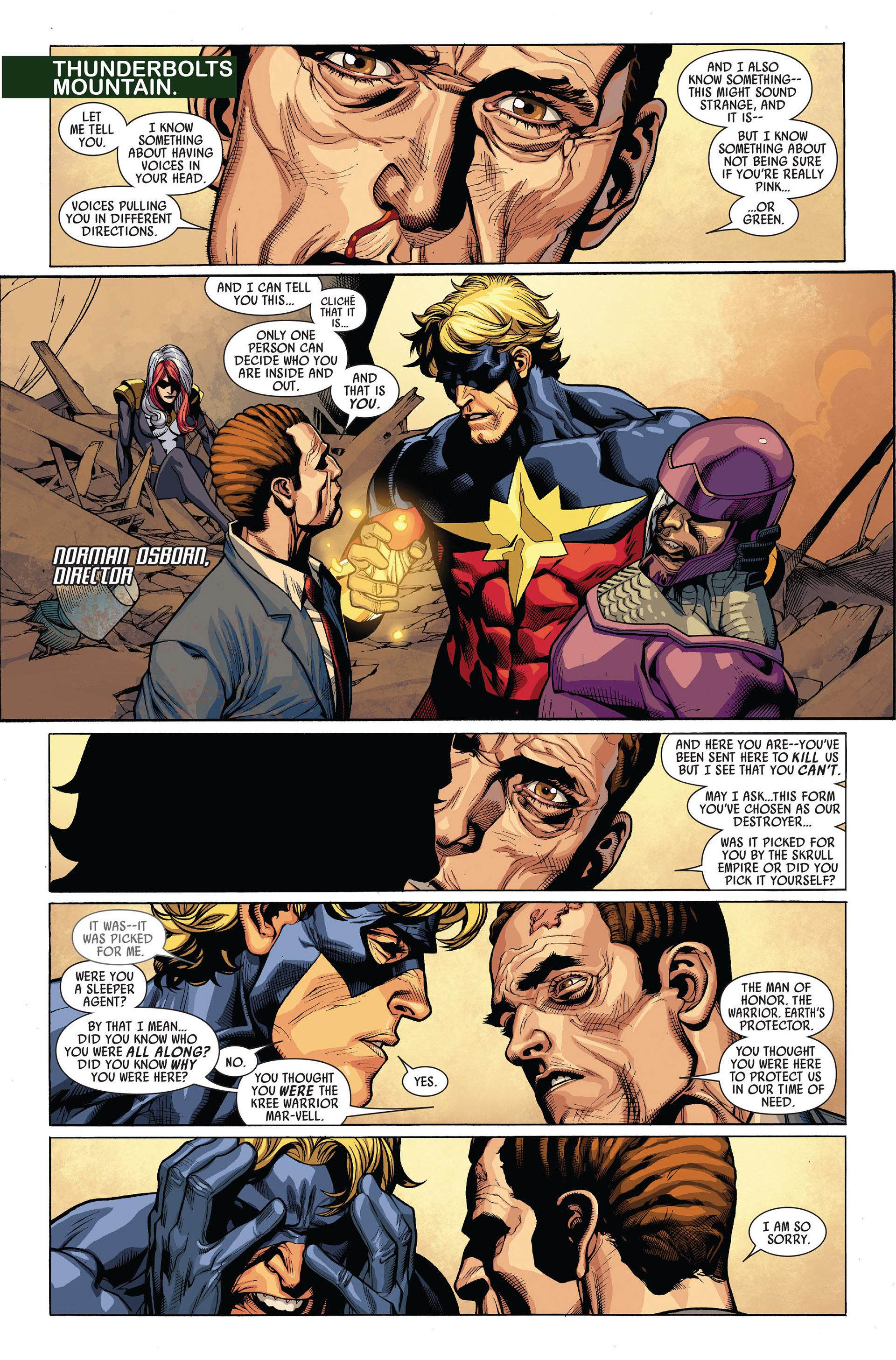 Read online Secret Invasion comic -  Issue #5 - 3