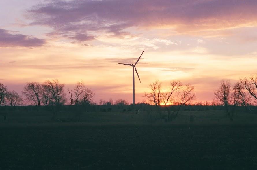 Picturesque view on our Minnesota prairie - morris mn