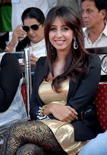 Sanjana Spicy Pictures at CCC 2012 (Crescent Cricket Cup) Match