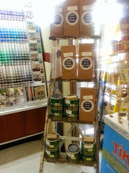 Websters Chalk Paint Display