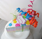 Choosing Birthday Gift Tips - Sweet wishes birthday cake gift card box
