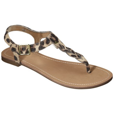 Merona Erin Braided Upper Sandal