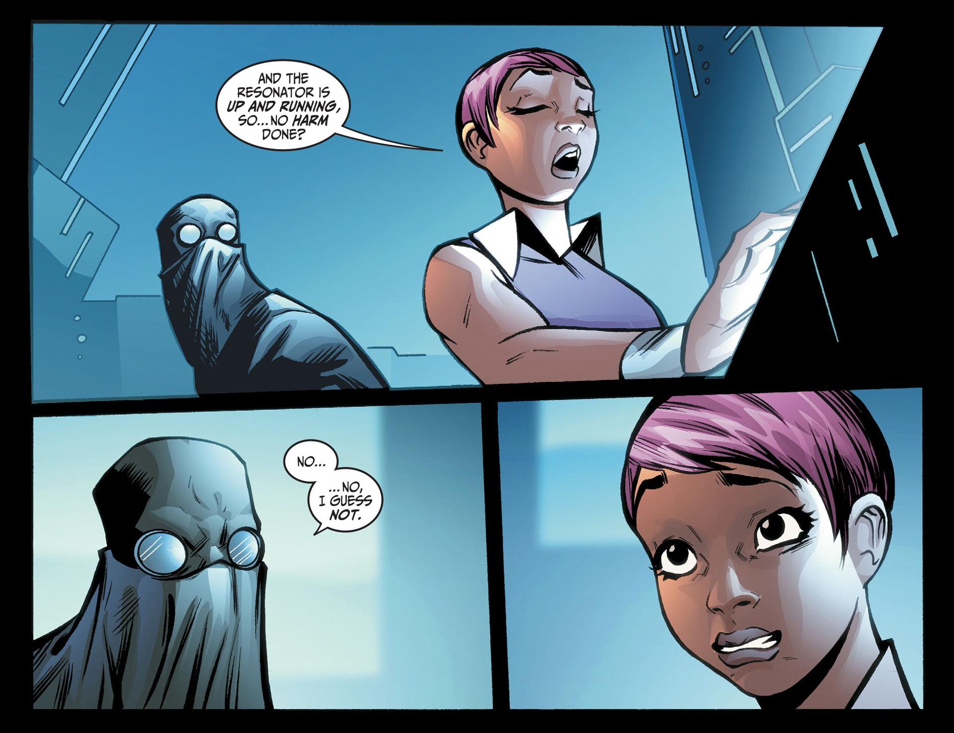 Batman Beyond (2012) Issue #22 #22 - English 18