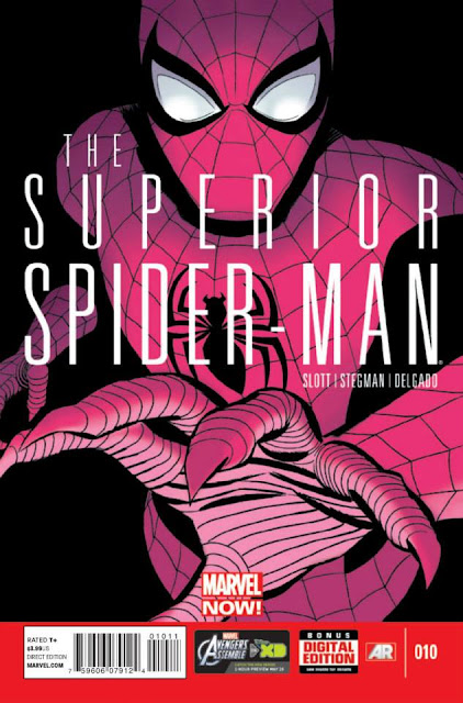 The Superior Spiderman #10 (Marvel Now) Comic Marvel