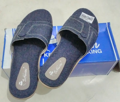 Sandal Denim