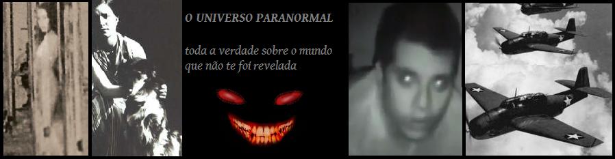 O Universo Paranormal