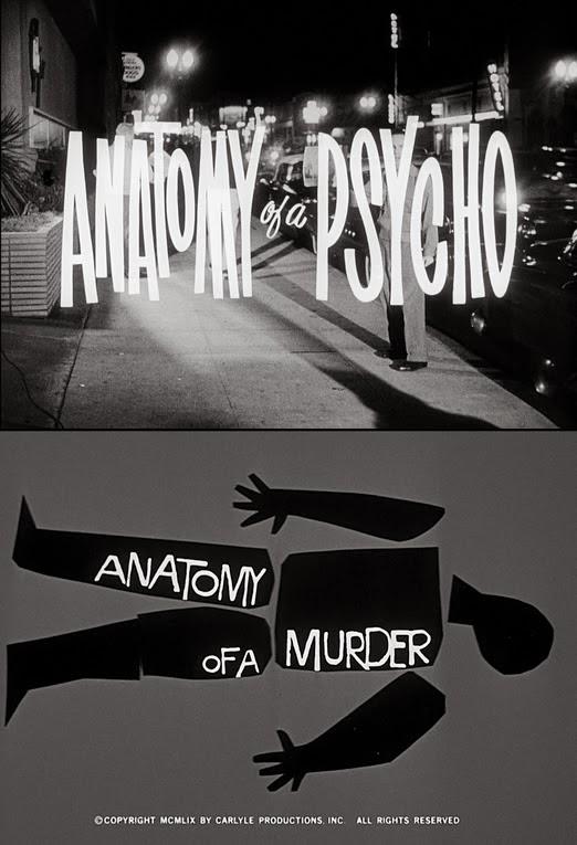 Dead 2 Rights Ed Wood Wednesdays Week 33 Anatomy Of A Psycho 1961