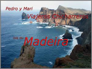 Pedro y Mari en Madeira