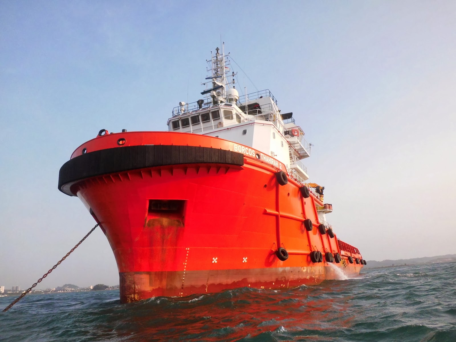 Jobs For Master & Chief Engineer Subsea Support Vessel at Saudi Aramco