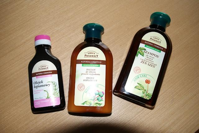Olejek z Green Pharmacy