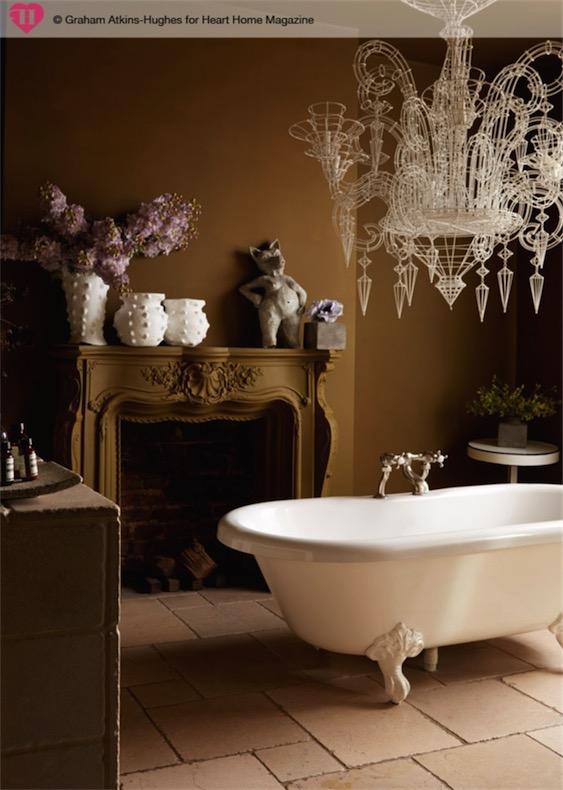 bañeras exentas llenas de encanto