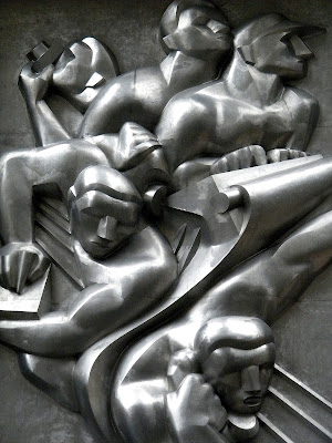 News Art Deco Sculpture by Isamu Noguchi