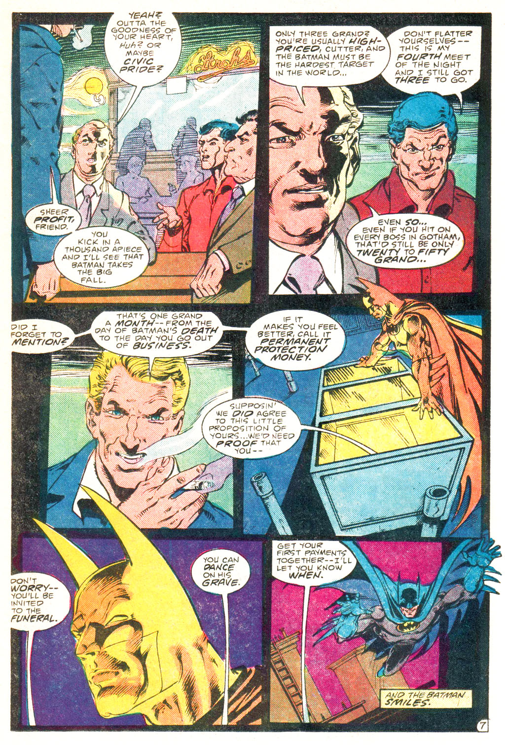 Detective Comics (1937) Issue #552 Page 9