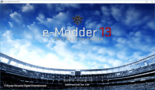 eModder 13 Patch PES 2013 New Season 2015-2016