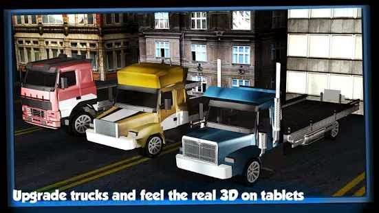 Transporter 3D Oyunu resimi