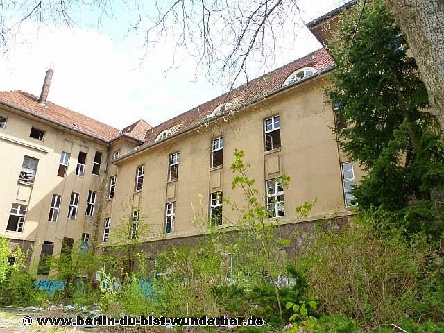Ehemalige, Frauenklink, Kinderklinik, Neukölln, abandoned Hospital, urbex, Berlin