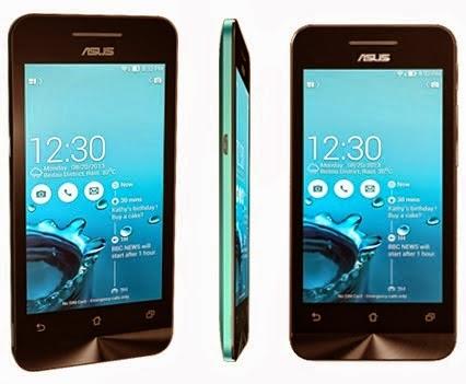 Spesifikasi dan Harga Asus Zenfone 4 Android Murah 1 Jutaan