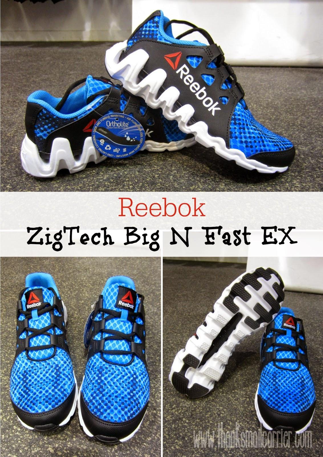 Reebok ZigTech Big N Fast EX