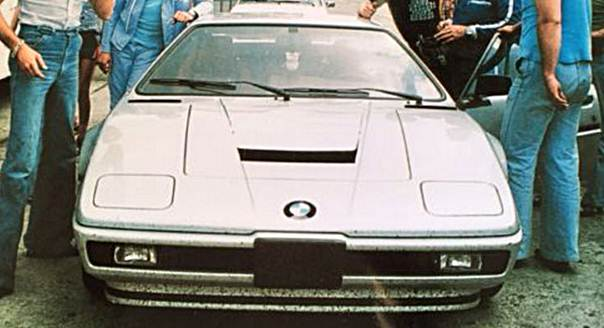 BMW M1 Chassis No. 001 Is Up For Grabs