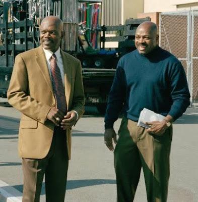 Samuel L. Jackson y Ken Carter