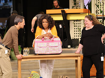 The Oprah Winfrey Show Behind the Scenes: March 2011