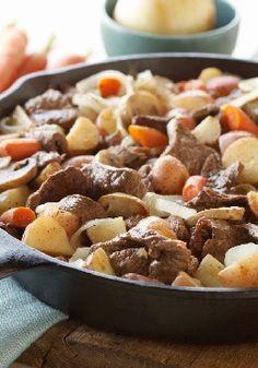 Steak & Potatoes on Pinterest