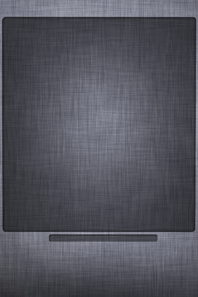 iphone 5 home screen gray apple texture background 2