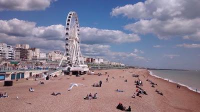 Brighton estudiar inglés barato Inglaterra