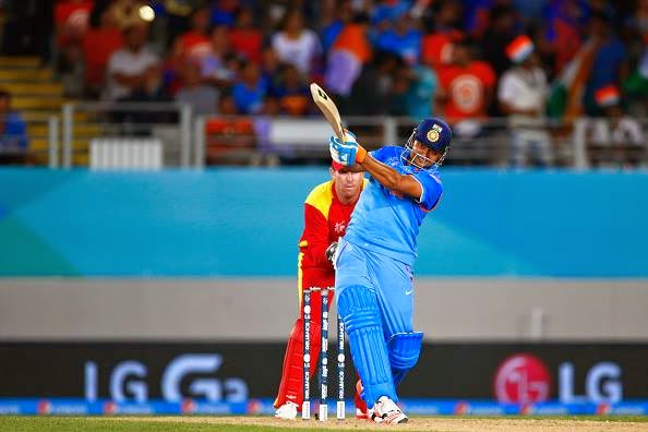 Suresh Raina, MS Dhoni stars against Zimbabwe