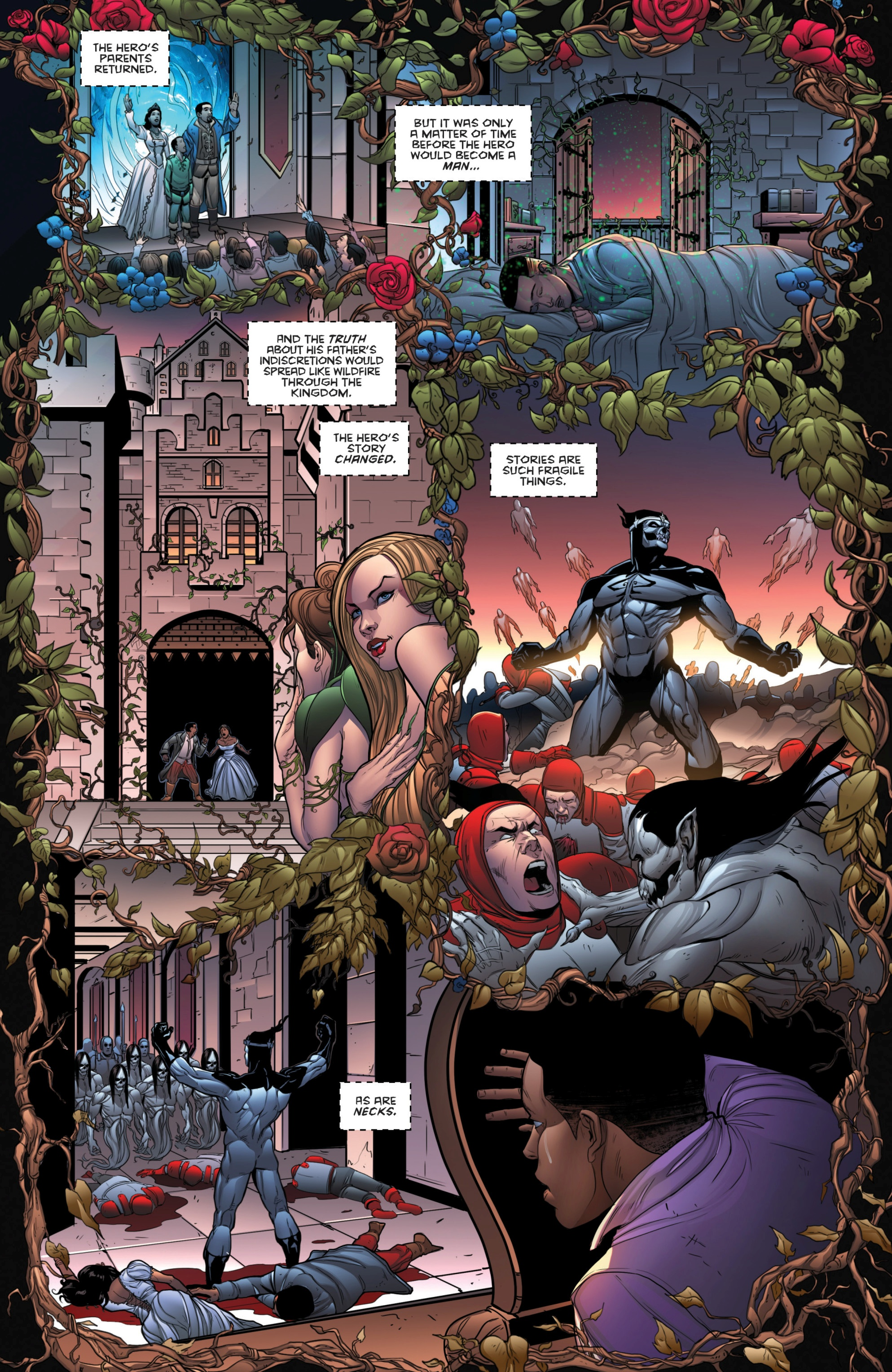 Grimm Fairy Tales (2005) Issue #115 #118 - English 6