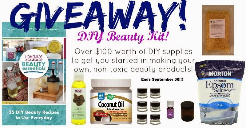 Natural Beauty Box #Giveaway #DIYBEAUTY #beauty